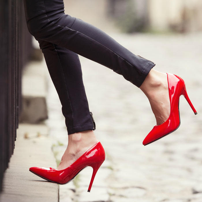 High heels foot pain relief style tips to get you through your high heels foot pain relief style tips to get you through your shoes night and day shape magazine solutioingenieria Images