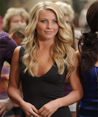 Shape Cover Girl And Footloose Star Julianne Hough To Make