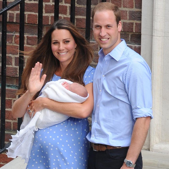 Kate Middleton's Post-Baby Bump: The Reality of Post-Baby ...