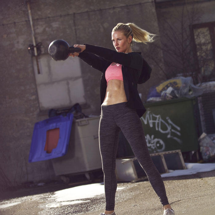 Fat Burning Kettlebell Exercises: How Many Calories Does Kettlebell Workout Routines Burn