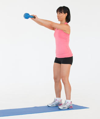 totalbody strength training workout routine  shape magazine