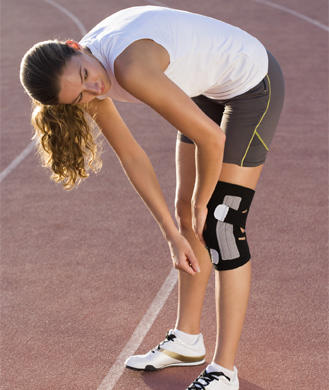 running knee pain running stretches to heal and prevent