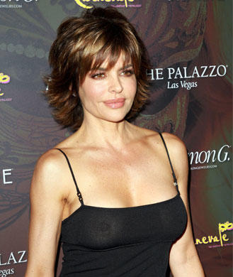 Confirm. What does lisa rinna eat talented