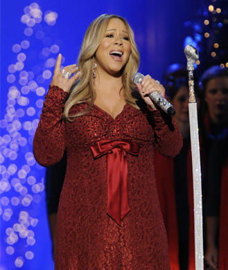 How Mariah Carey Lost 30 Pounds in Three Months | Shape ...