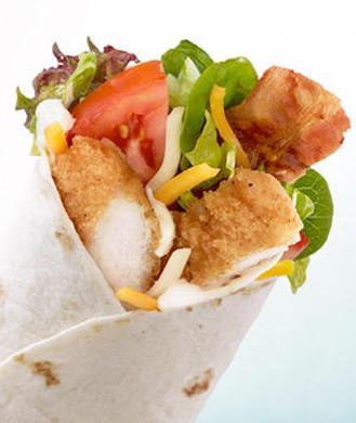 Mcdonald 39 s premium mcwrap sandwiches nutrition calories for Mcdonald s fish sandwich nutrition