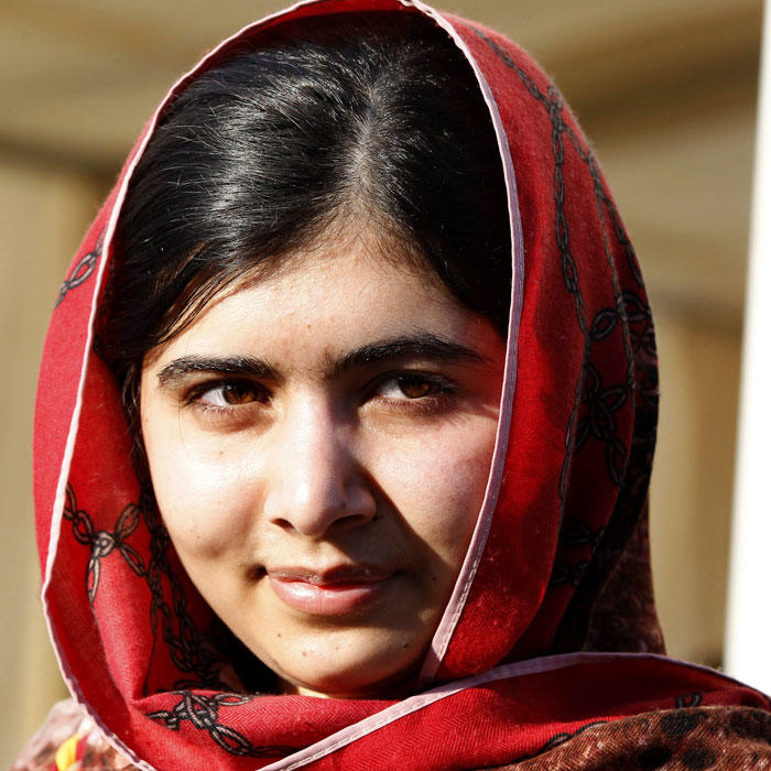 malala yousaf zai Malala was born on july 12, 1997 in mingora, pakistan she lived in a little house with her father, ziauddin yousafzai, and her mother, tor pekai yousafzai when malala was young she attended a local private school that her father was in charge of.