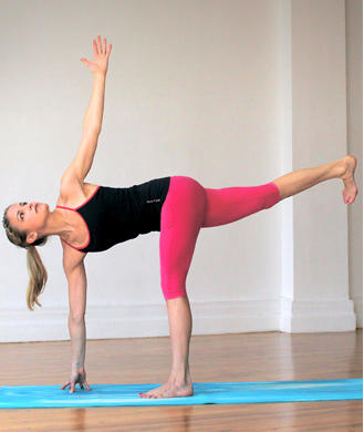Yoga Poses That Burn Fat And Calories