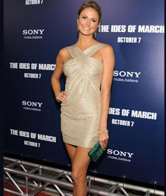 Stacy Keibler Workout For Long Lean Legs Shape Magazine