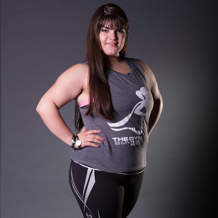 Superfit Hero Designs Workout Clothes For Plus-Size Women