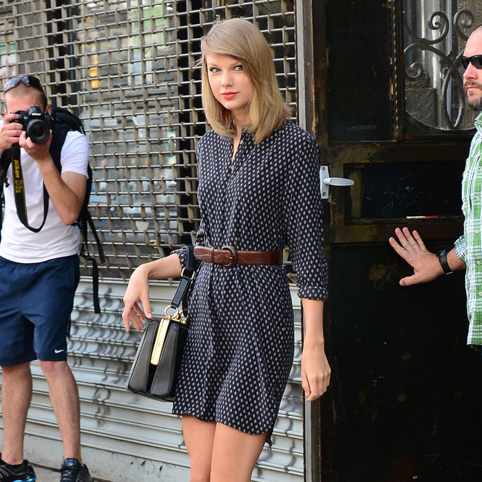 Why Taylor Swift Looks Amazing Leaving the Gym | Shape ...