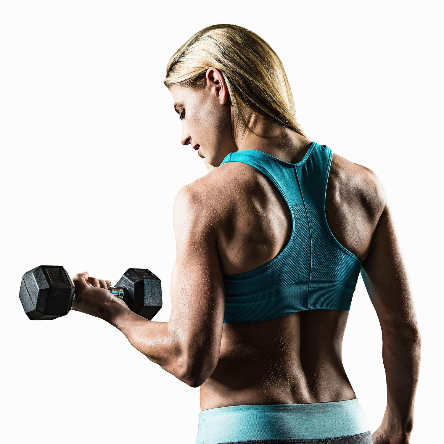 Upper Body Workout 5 Exercises For Strong Y Shoulders Shape Magazine