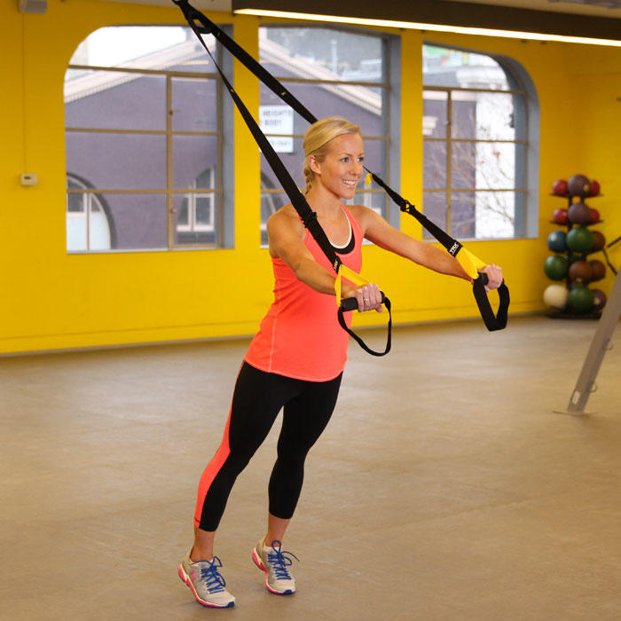 Trx celebrity fitness trainers