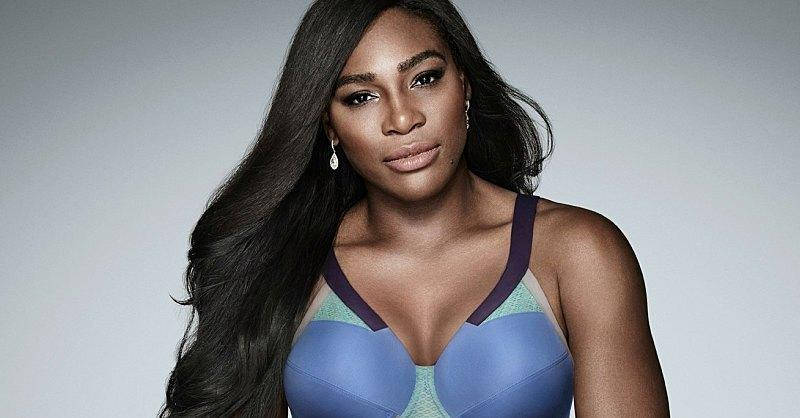 Serena Williams Has Been Wearing the Same Sports Bra for ...
