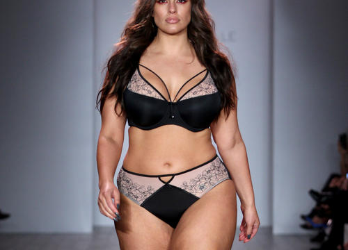 Ashley Graham Is Throwing Some Subtle Shade at Victoria's Secret