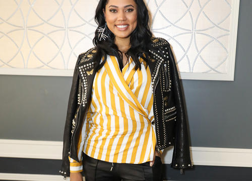 How Food Network Star Ayesha Curry Practices Self-Care