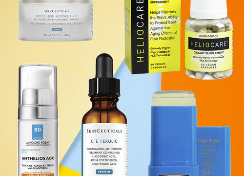 "The Best Skin-Care Products for Runners to Combat ""Race Face"""