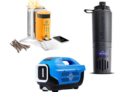 5 High-Tech Gadgets Perfect for Camping