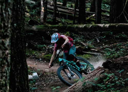 Casey Brown Is the Badass Mountain Biker Who Will Inspire You to Test Your Limits