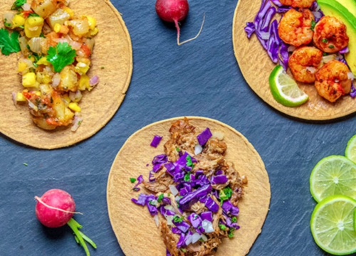 Cauliflower Tortillas Are the Latest Low-Carb Alternative to Go Viral