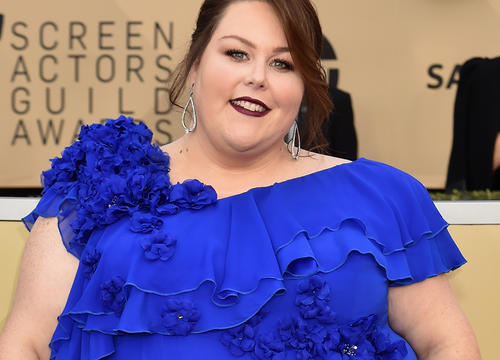 Chrissy Metz Reveals She Was Physically and Emotionally Abused By Her Stepdad
