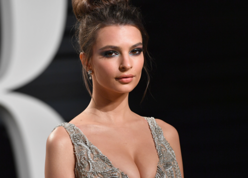 Emily Ratajkowski Gives Piers Morgan a Lesson In Feminism