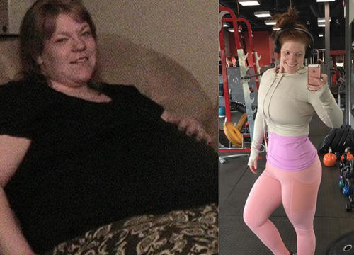 Watching Her Son Almost Get Hit By a Car Inspired This Woman to Lose 140 Pounds
