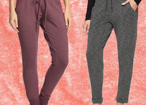 8 Joggers You'll Love Almost As Much As Your Favorite Pair of Leggings