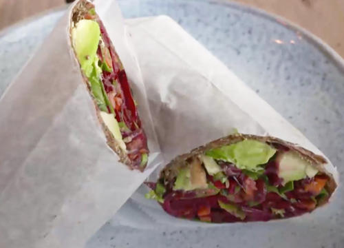 How to Make Healthy Homemade Wraps with Your Leftover Juice Pulp