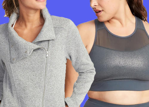 You Can Snag These Cute Workout Clothes from Old Navy During Their Black Friday Sale