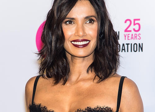 Padma Lakshmi Just Gave a Shoutout to Her Stretch Marks