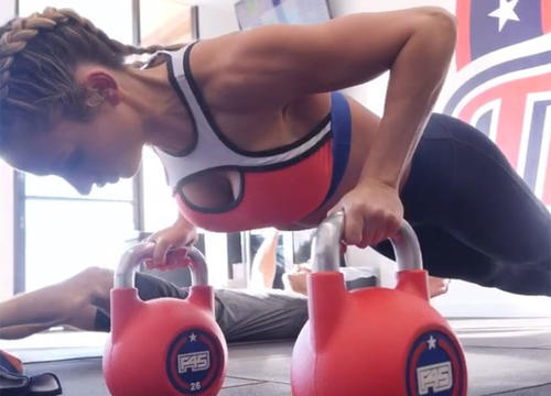The F45 Training HIIT Workout You Can Do In Any Gym