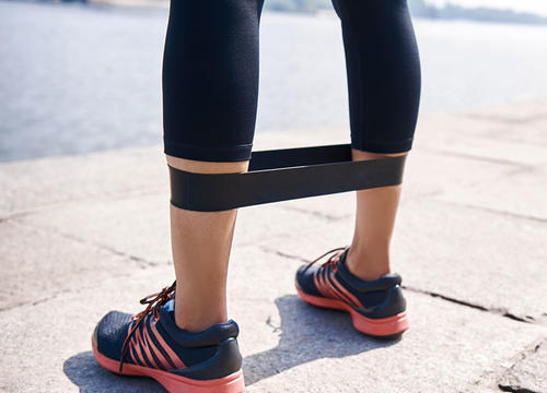 Resistance Band Workout: 7 Exercises for Strong Legs and Glutes