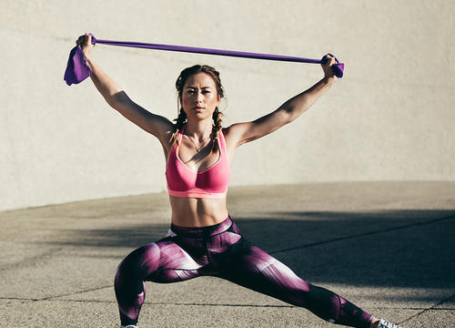 The Best Total-Body Exercises to Try with Every Kind of Resistance Band