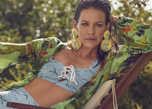 Evangeline Lilly Traded Working Out 'Like a Maniac' for a More Chill Approach