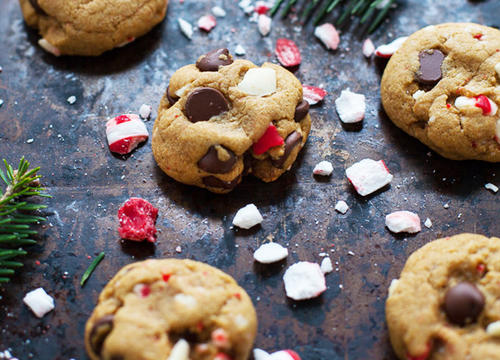 25 Healthy Holiday Cookies Recipes