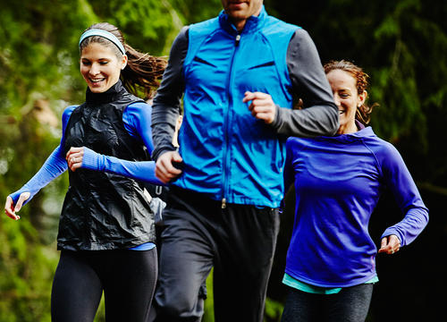 The Benefits of Joining a Running Group (Even If You Aren't Trying to Set a PR)