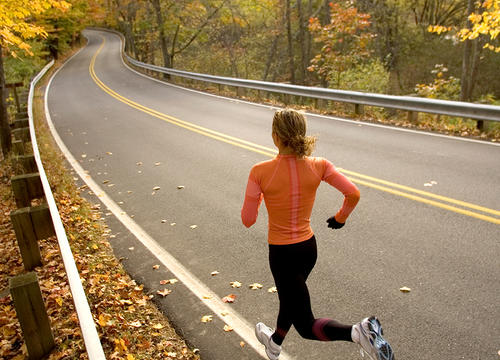 Why You Should Go On a Gratitude Run