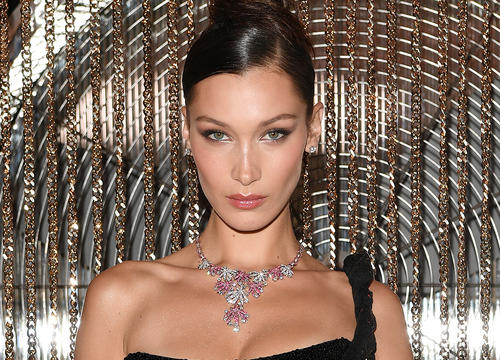 Bella Hadid Says This Is the One Thing That's Totally Transformed Her Skin