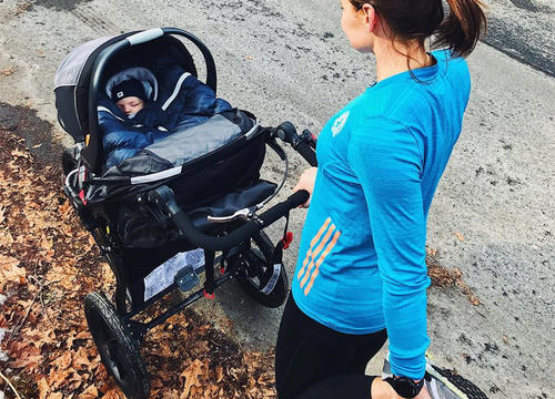 Why I'm Running a Marathon 6 Months After Having a Baby