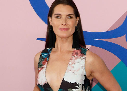 Why Brooke Shields Started Wearing Her Most Revealing Bikinis at 53