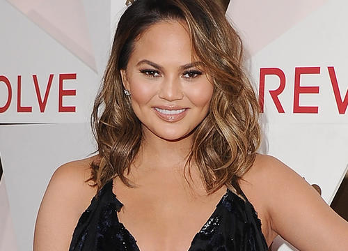 It's Official: Chrissy Teigen & John Legend Are Expecting Baby #2!