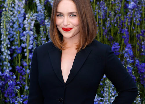 "Emilia Clarke Suffered Two Life-Threatening Brain Aneurysms While Filming ""Game of Thrones"""
