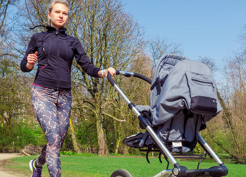 Everything You Need to Know About Running with a Jogging Stroller, According to Experts