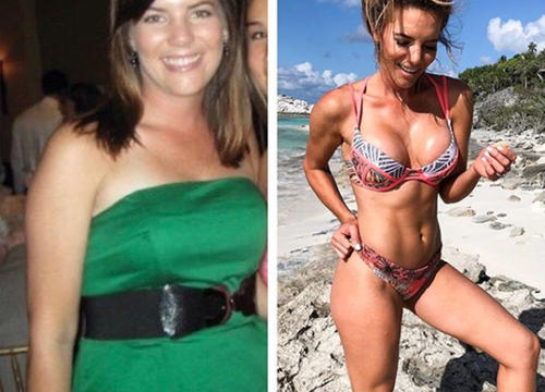 "These ""10-Year Challenge"" Fitness Transformations Prove Everyone Starts Somewhere"