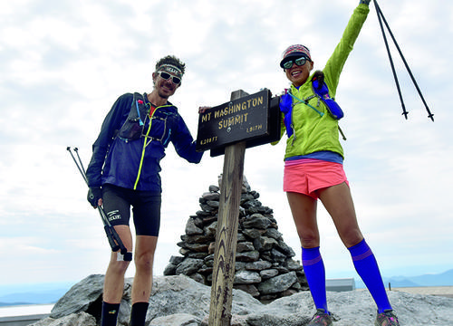 What One Ultramarathoner (and His Wife) Learned About Perseverance from Running the Appalachian Trail
