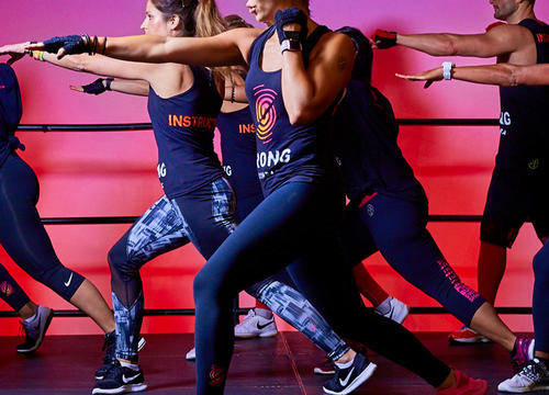 This STRONG By Zumba Workout Is Perfect for People Who Love to Sweat