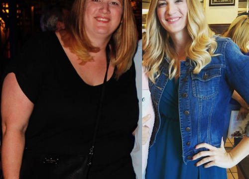 This Woman Lost 120 Pounds On the Keto Diet Without Setting Foot In a Gym