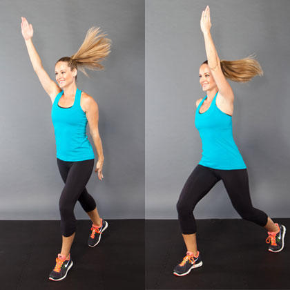 Fast Workout Routine: Burn Fat and Sculpt a Flat Stomach ...