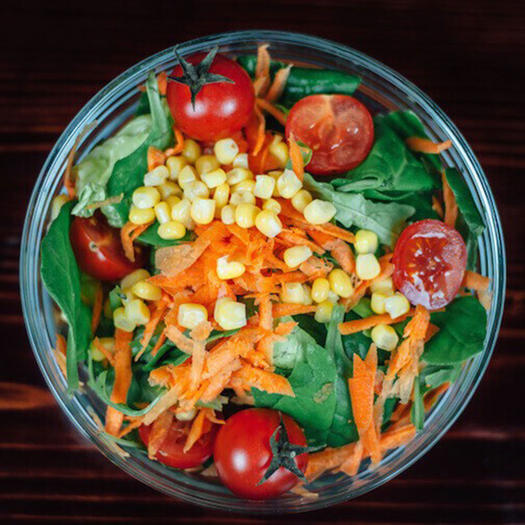 Are salads hard to digest