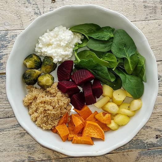 Buddha bowl ideas vegetarian lunch recipes shape magazine abc buddha bowl forumfinder Choice Image